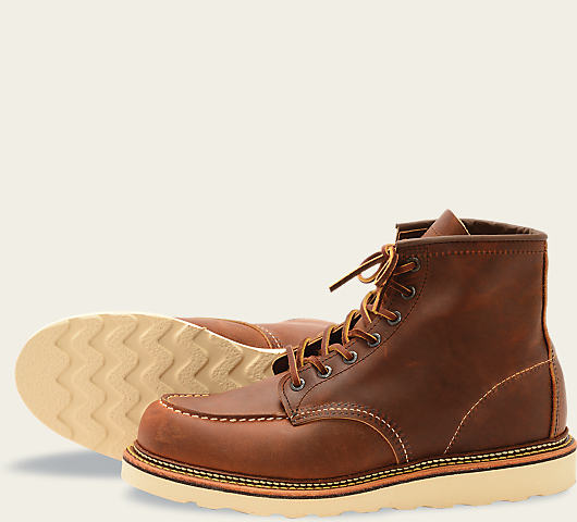 Red Wing Safety Shoes Dealer In Uae Style Guru Fashion