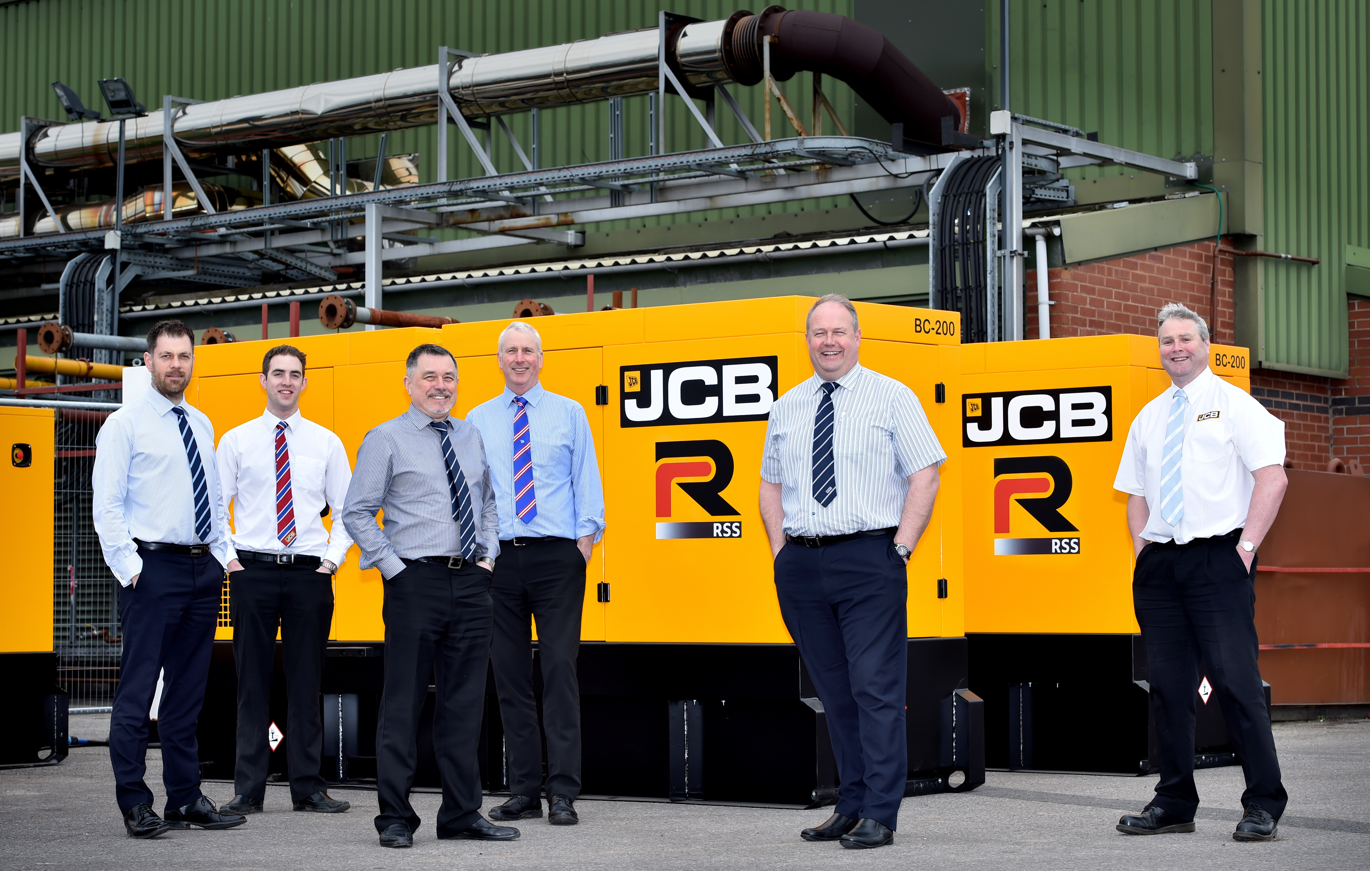 JCB Power Products Just Won Its Biggest Export Order Of The