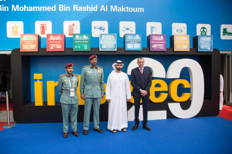 His Highness Sheikh Mansoor bin Mohammed bin Rashid Al