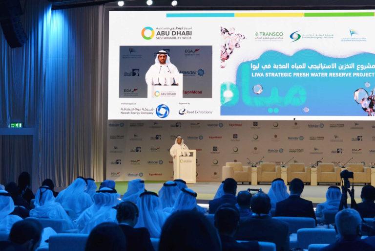 Abu Dhabi Unveils World's Largest Man-Made Desalinated Water