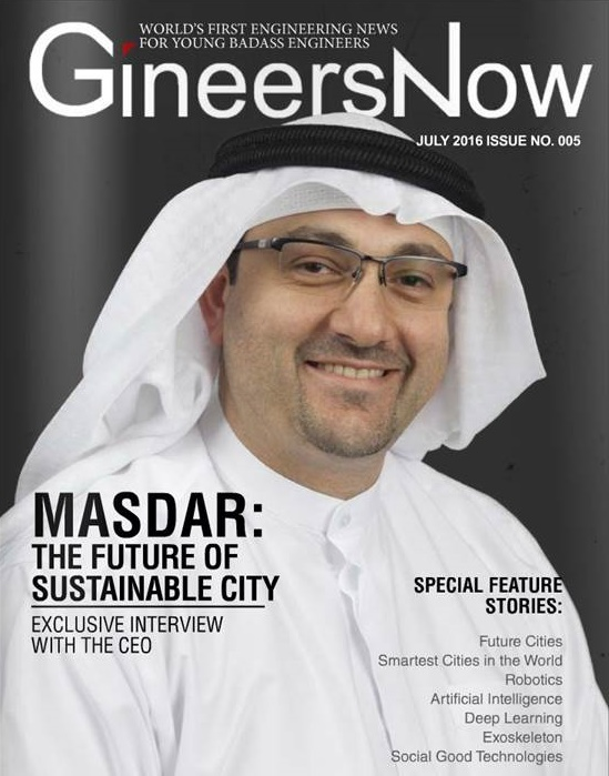 Masdar: The Future of Sustainable City
