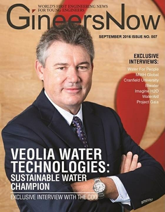 Veolia Water Technologies: Sustainable Champion