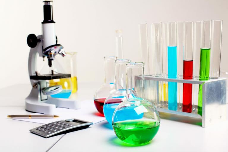chemistry lab