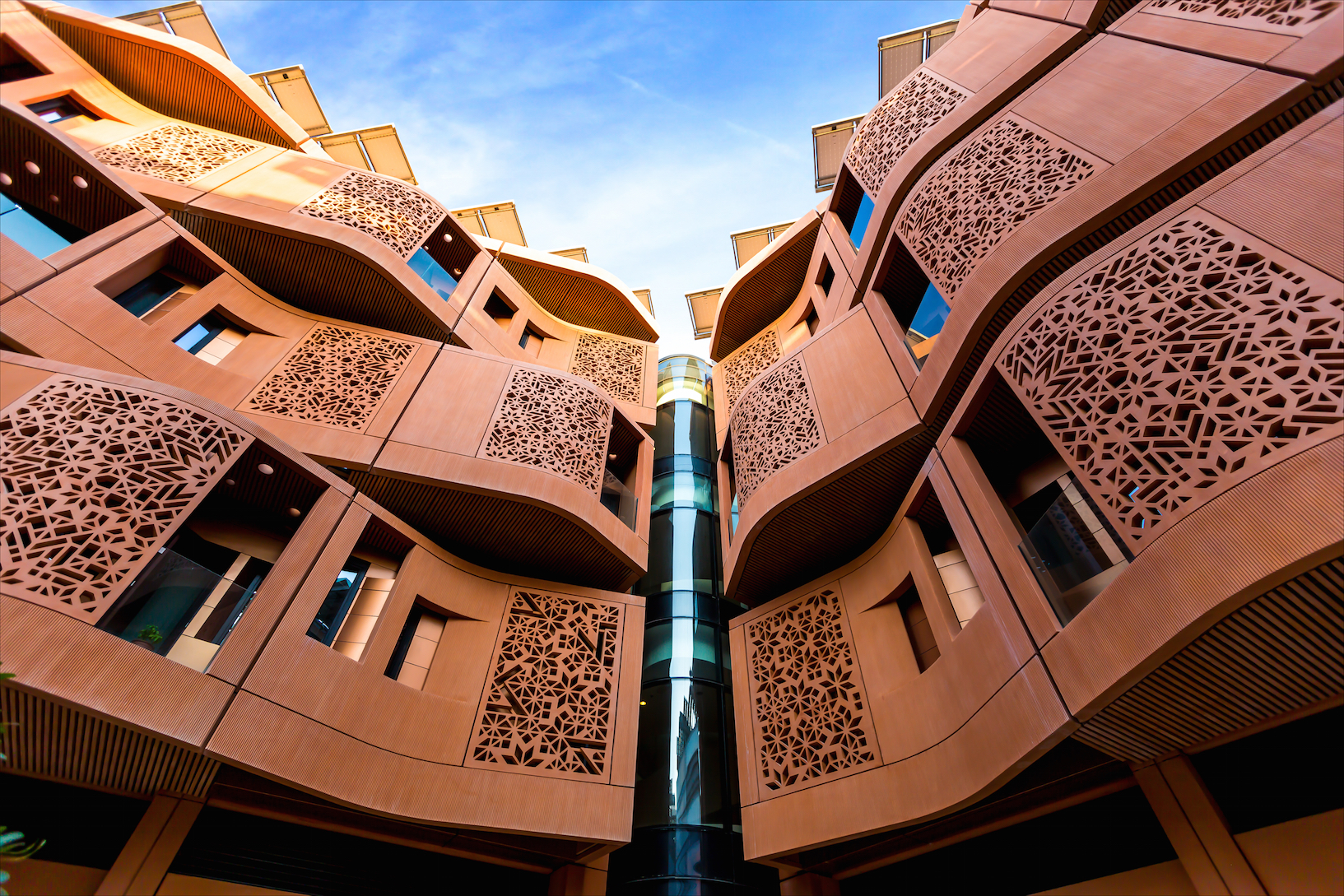 Masdar the future city gineersnow for Design in the city