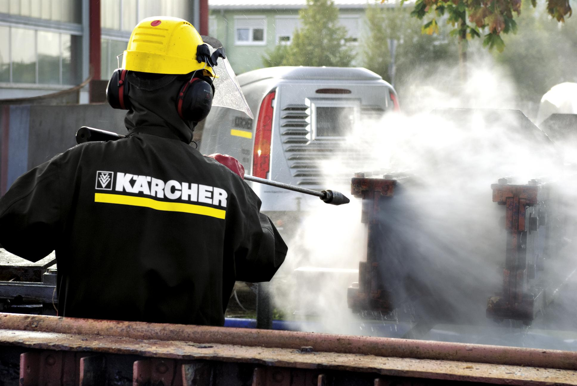 Why Kärcher Is The Expert in Cleaning