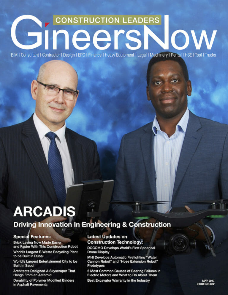 Driving Innovation In Engineering and Construction - GineersNow