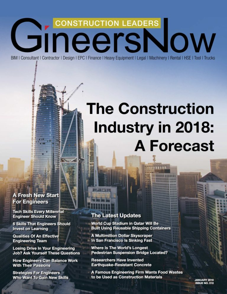 The Construction Industry in 2018: A Forecast