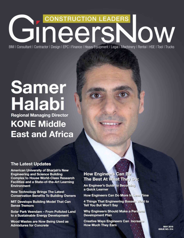 How KONE Revolutionized The Elevator and Escalator Industry - GineersNow