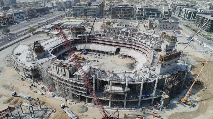 Delmon Dubai Arena