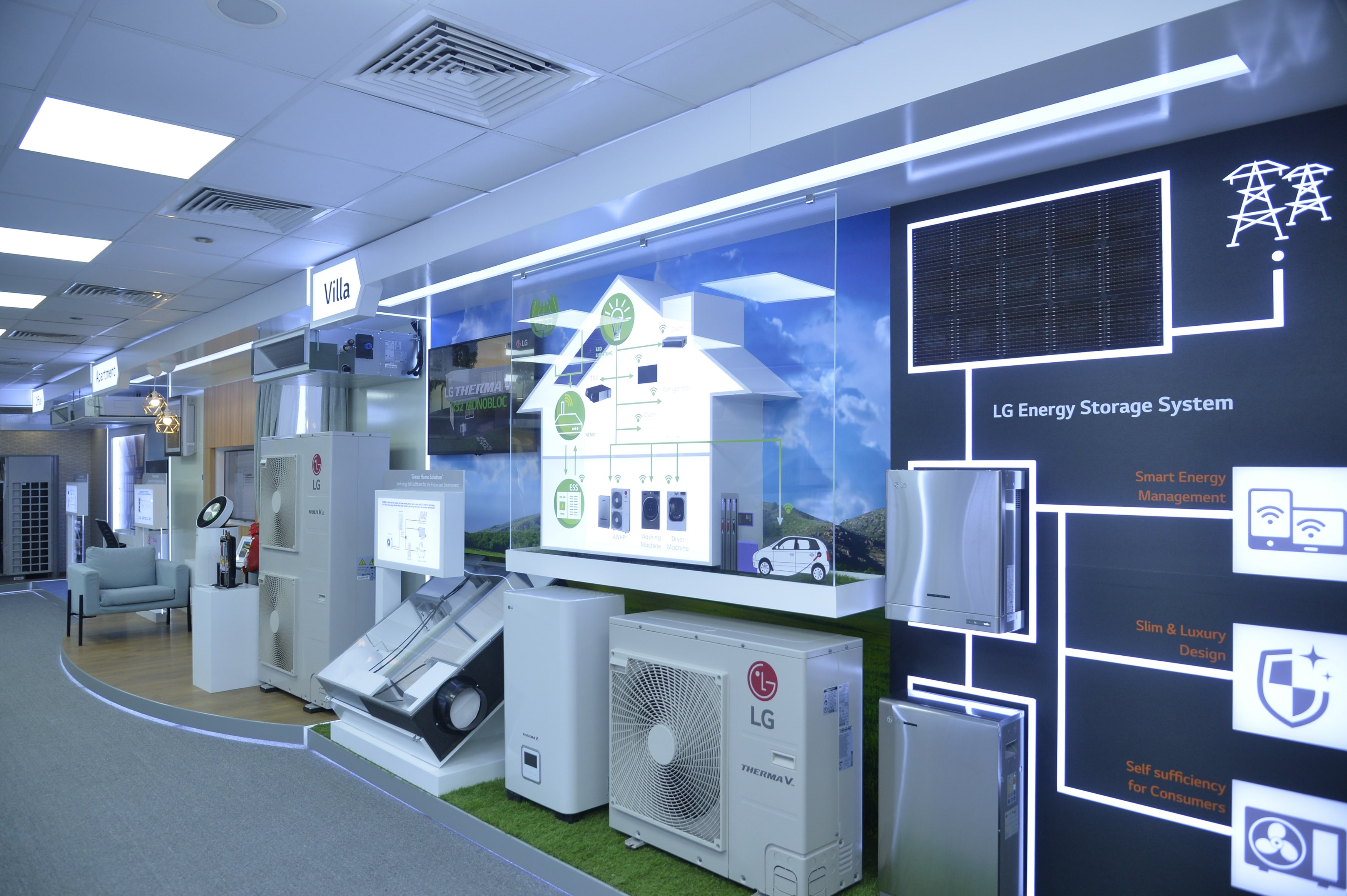 LG Electronics to Lead the Smart Energy Industry with its