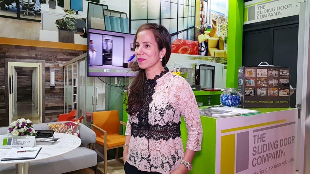 LeadersTalk with The Sliding Door Company, Belle Morales - GineersNow