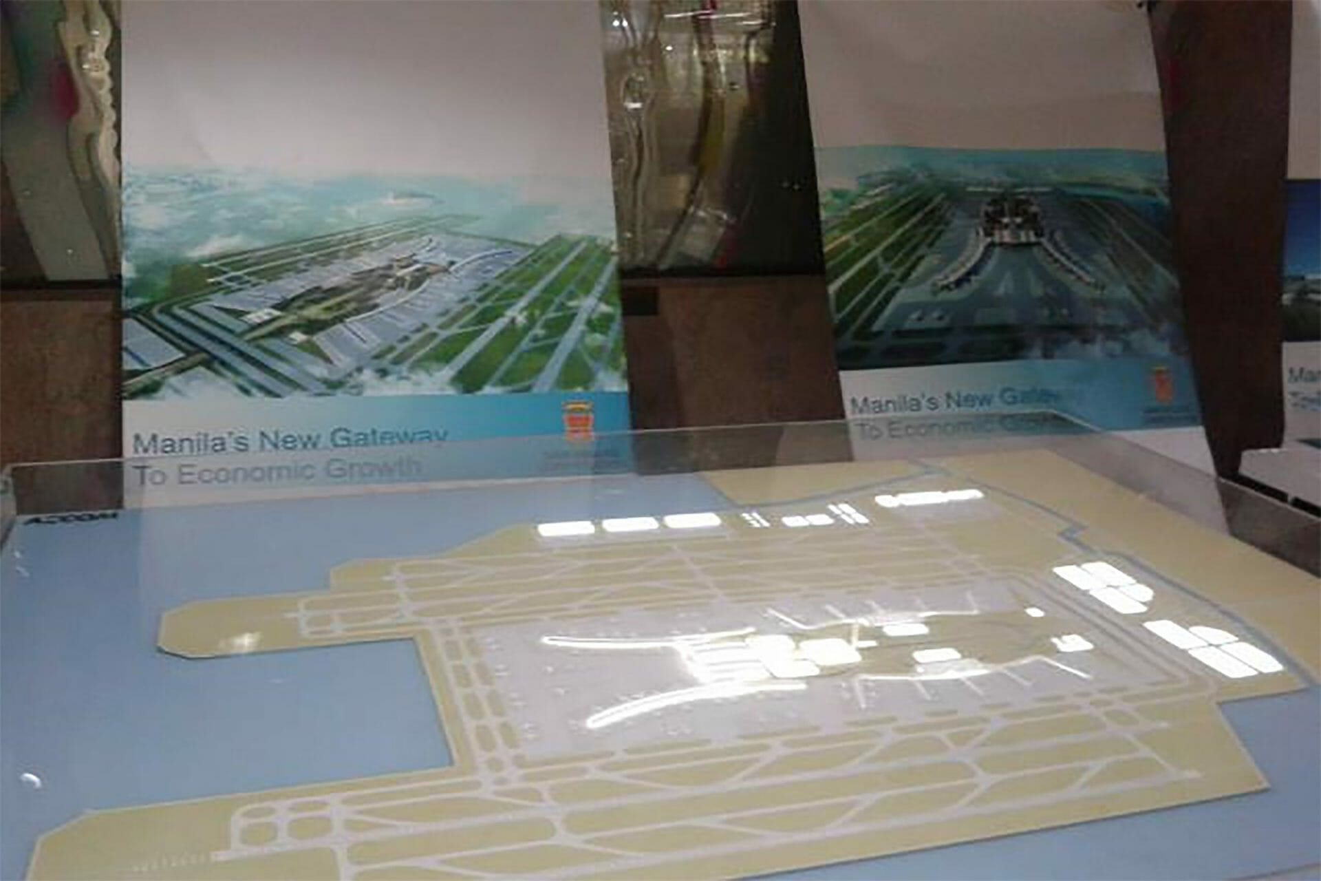 The $14b New Manila International Airport Project by SMC