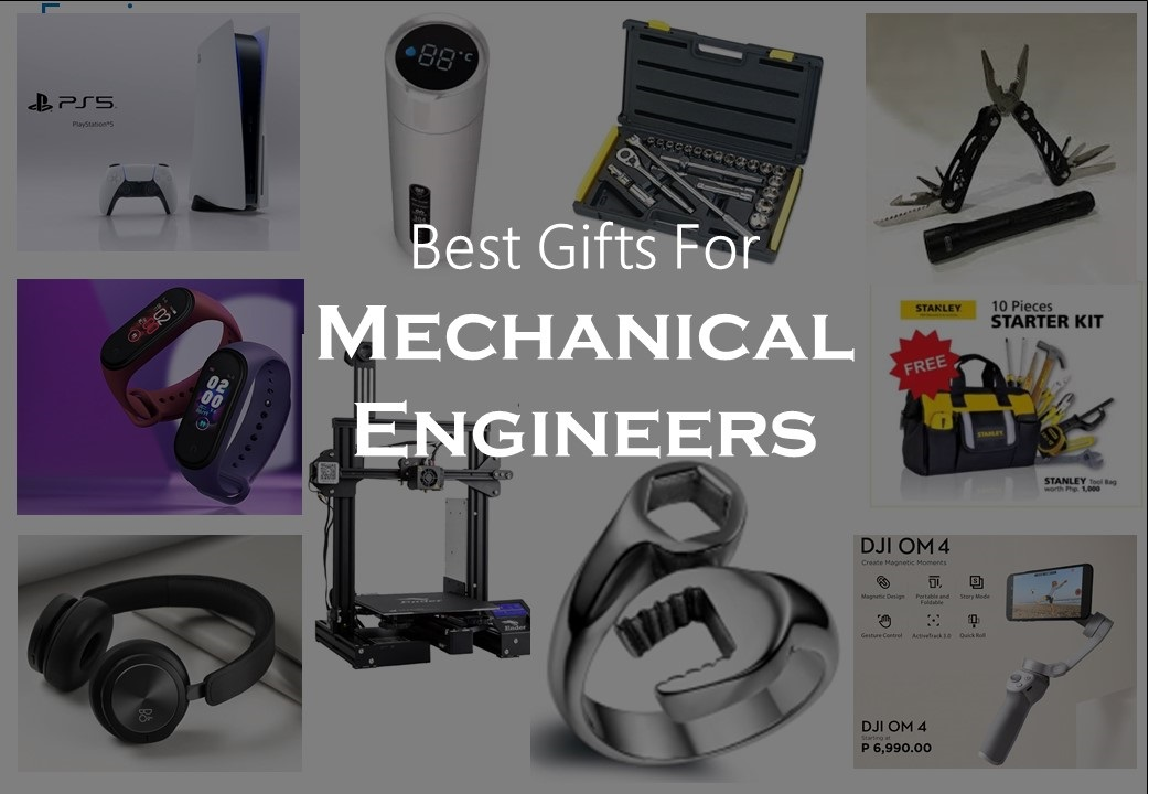 Top 10 Best Gifts For Mechanical Engineers - GineersNow